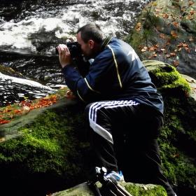 Vášnivý fotograf.....