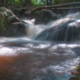 Vodopády svatého Wolfganga
