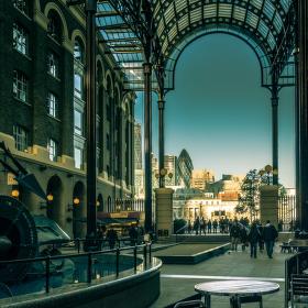 Hay´s Gallery, London