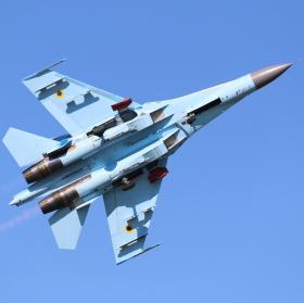 Su-27 - podvozek