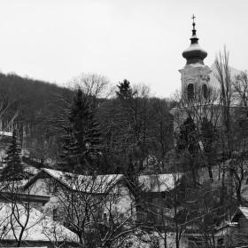 zima v Dúbravke
