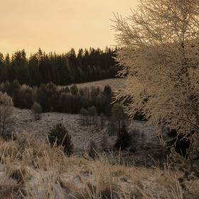 Vánoční šumavské Zhůří 6
