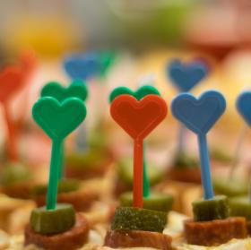 Láska prochází žaludkem