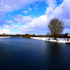 Morava a Baťův kanál