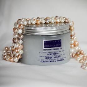 reklama kosmetiku z mrtvého moře