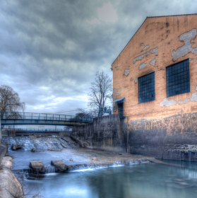 Veselská Vodní Elektrárna