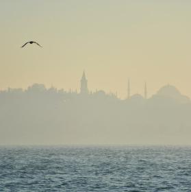 Pozdní odpoledne v Istanbulu