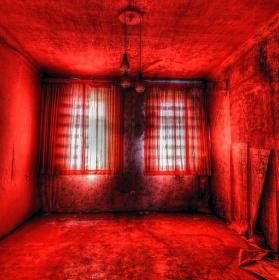 Červený pokojík