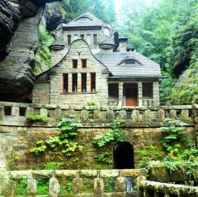 Čarodějův dům II