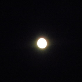 Měsíc před úplňkem