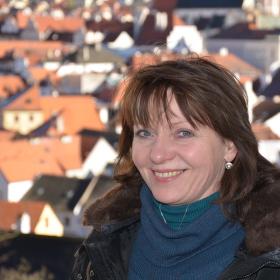 Janina v Krumlově