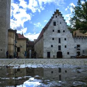 piaristické náměstí,České Budějovice