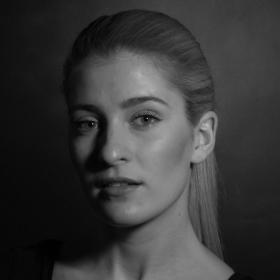 Portret z kurzu