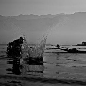 Trochu jiné rybaření