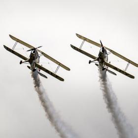 Báječní muži, na létajících strojích