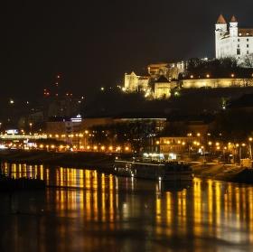 Bratislava - Děvín