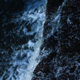 Padající voda