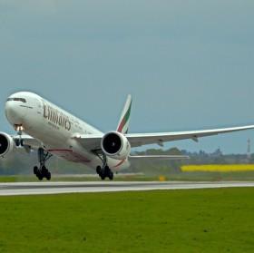 Další vzlet letadla společnosti Emirates