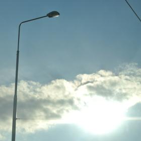Lampa božské světlo