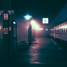 Lost in city I