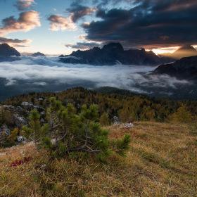 Spomienky na Dolomiti