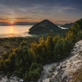 Východ na Skadaru