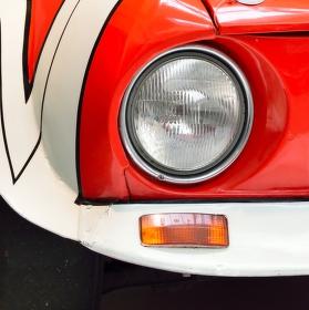 Škoda 110 R z boku