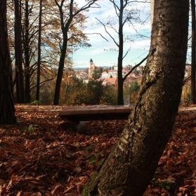 Podzim v Dačicích