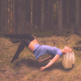 Lesní levitace