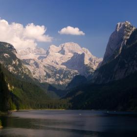 Gosausee s výhledem na Dachstein