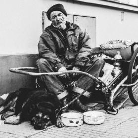 Pouliční deprese