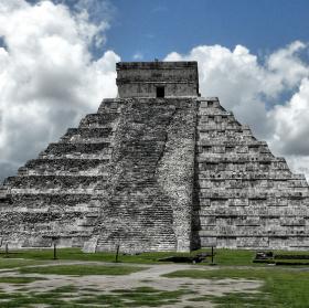 Piramida Chichen Itza