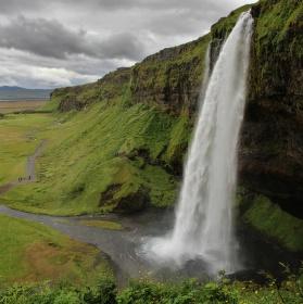 Island, Seljaladsfoss