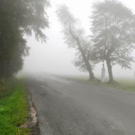Mlhavá cestička