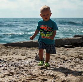 Šimonek na Pláži