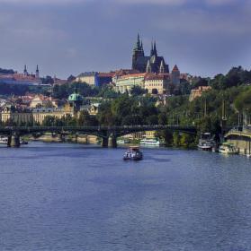 Ach ta Praha :3