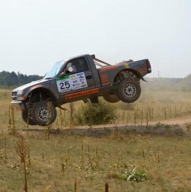 Rallye Maďarsko