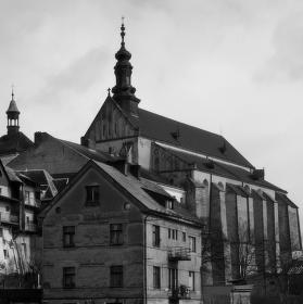 Jaroměř - pod městem