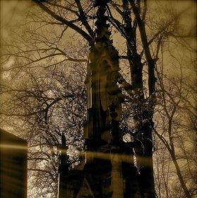 Hřbitovní světlo