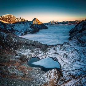 Pod ledovcem