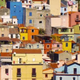 Sardegna - architektura