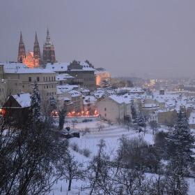 Pocukrovaná Praha