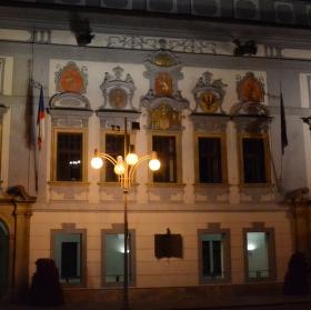 České Budějovice radnice