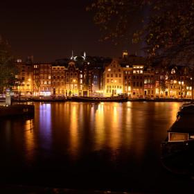 Vody Amsterdamu
