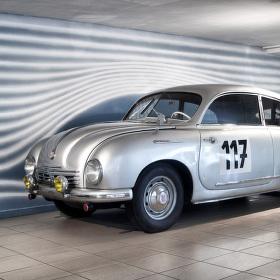 TATRA 601 - Monte Carlo (1949)