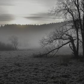 Temné údolí