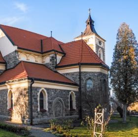 Kostel sv. Mikuláše v Proseči