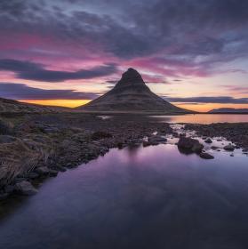 ~ Kirkjufell, Island 6 ~