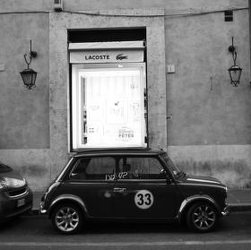 italská ulička