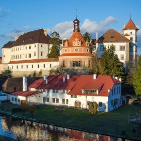 Jindřichohradecký zámek